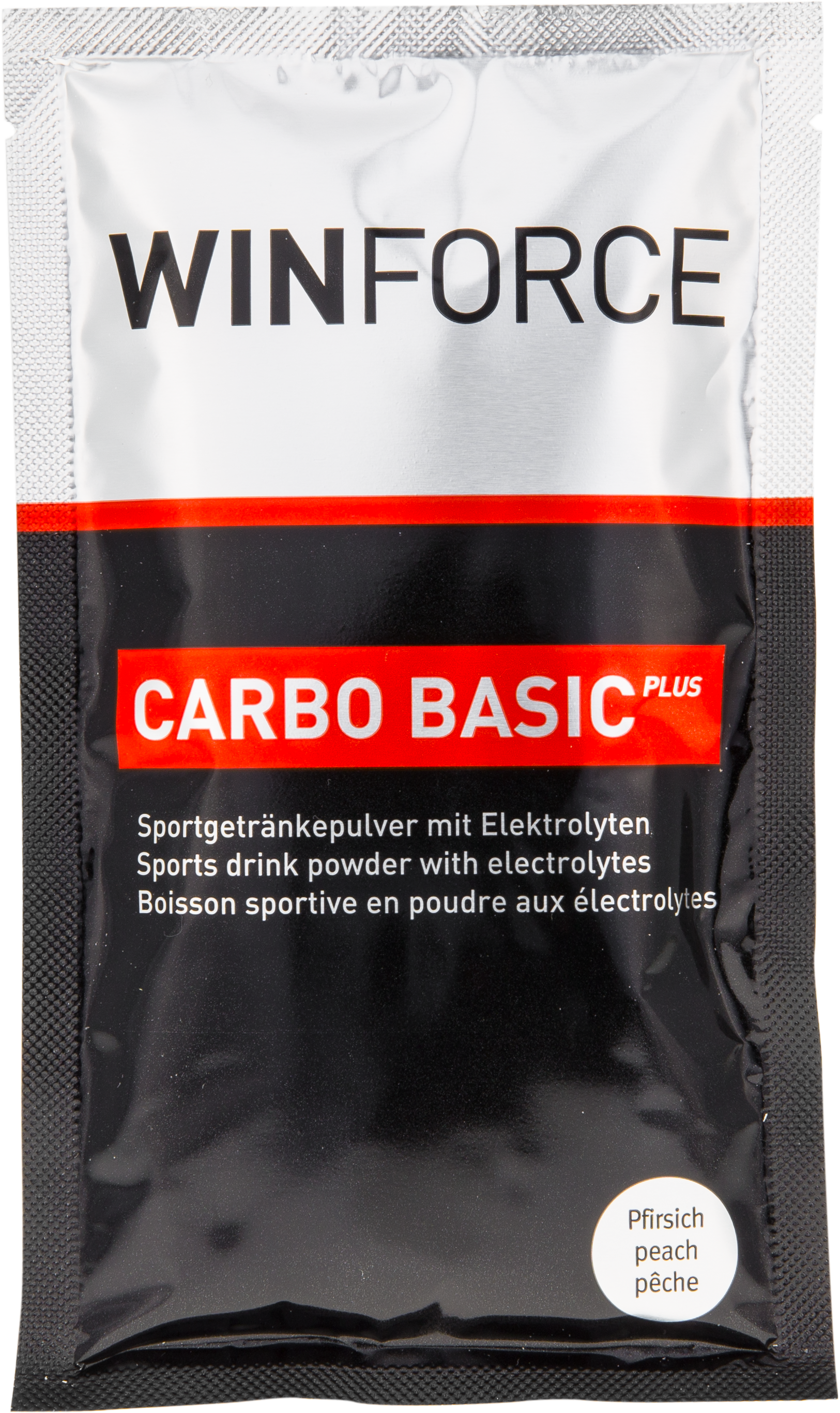 Carbo Basic Plus Broskev 60g