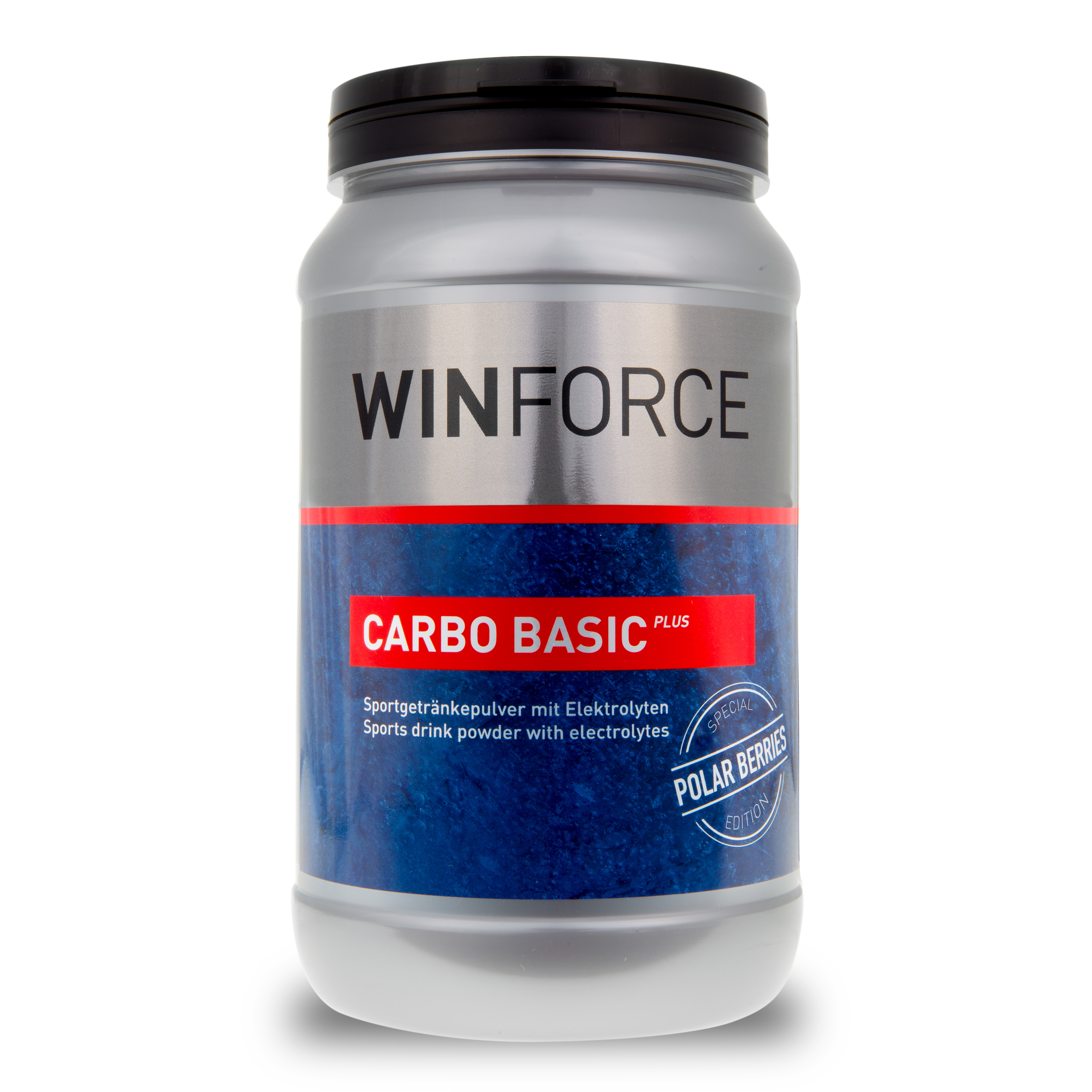 Carbo Basic Plus Bílá ostružina CONTAINER